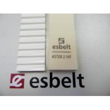 Лента конвейерная ПВХ Aster 21HF  5 мм пищевая для хлеборезки и хлебобулочной промышленности