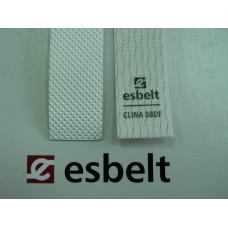 Лента конвейерная Clina 08DF  ПУ 1.2 мм с вафельной поверхностью для кондитерской и хлебобулочной промышленности