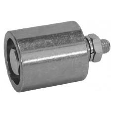 Ролик натяжителя ремня стальной RU1 D.30 Sati